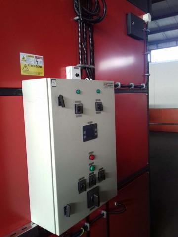 Ukraina termogeni TEG-A 2x200kw