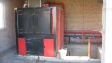 TIG S 450 sa ukopanim šamotnim ložištem- ložište